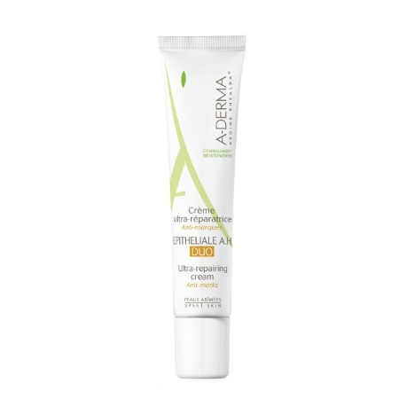 A-Derma Epitheliale A.H Duo Ultra Repairing Cream Αναπλαστική Κρέμα 40 ml