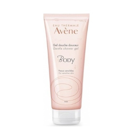 Avene Body Gel Douche Douceur Τζελ για το Ντους 100ml