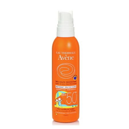 Avene Eau Thermale Spray Enfant Very High Protection Αντιηλιακό Spray Παιδικό SFP50 200ml