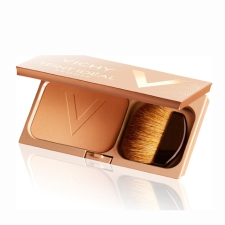 Vichy Teint Ideal Bronzing Powder Universal Shade Bronze 9.5gr