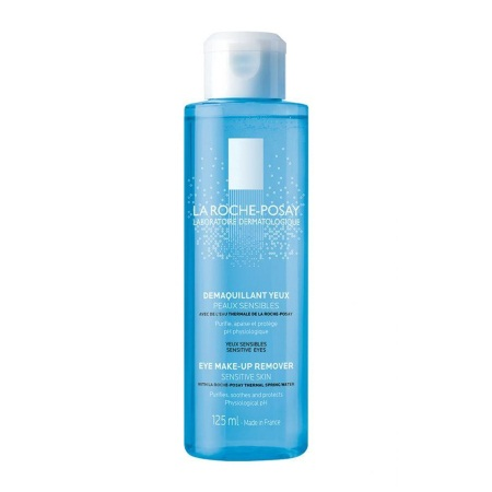 La Roche Posay Physiological Eye Make-Up Remover Ντεμακιγιάζ Ματιών 125ml