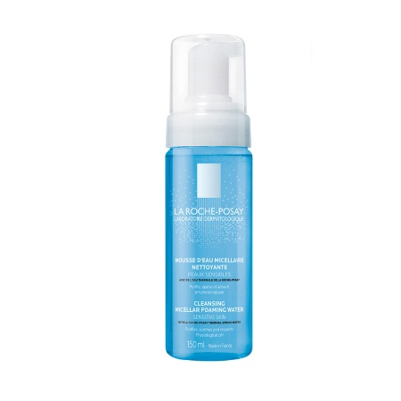 La Roche Posay Cleansing Micellar Foaming Water Νερό Καθαρισμού Προσώπου 150ml