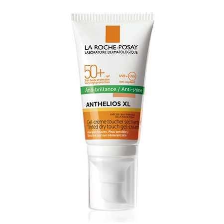 La Roche Posay Anthelios XL SPF50+ Dry Touch Αντιηλιακή με Χρώμα 50ml