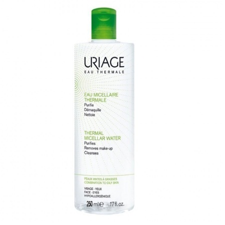 Uriage Eau Micellaire Thermale Pmg Λοσιόν Ντεμακιγιάζ Προσώπου & Ματιών 250ml
