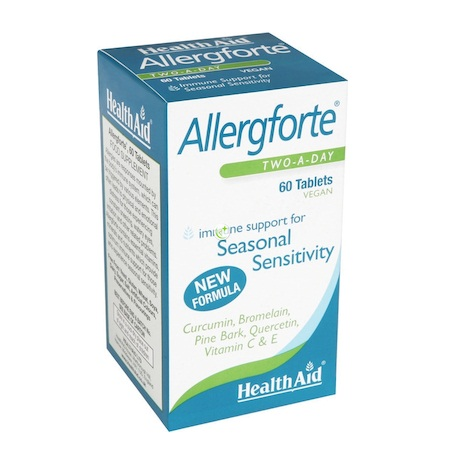 Health Aid Allergforte 60tabs
