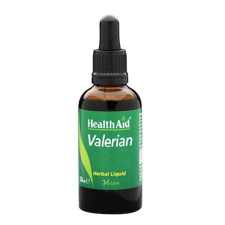 Health Aid Valerian Liquid 50ml