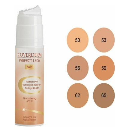 Coverderm Perfect Legs Fluid No56 75ml