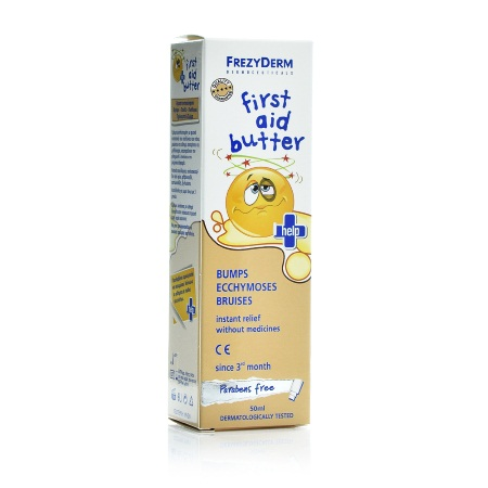 Frezyderm First Aid Butter Τζελ για Χτυπήματα και Μώλωπες 50ml