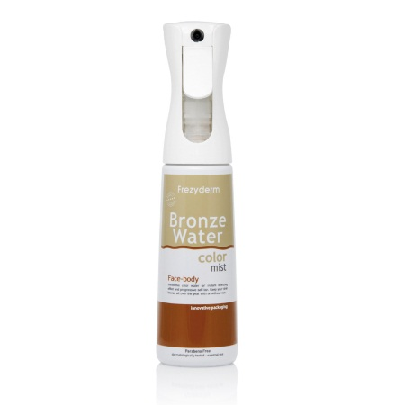 Frezyderm Bronze Water Color Mist Αυτομαυριστικό 300ml