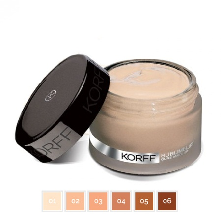 Korff Lifting Creamy Foundation 03 NOIX 30ml