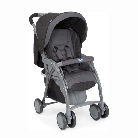 Chicco Καρότσι Simplicity Anthracite 99