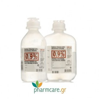 Bioser Sodium Chloride 0.9% 250ml