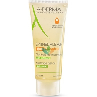 Aderma Epitheliale A.H Duo Massage - Τζελ Αντιμετώπισης Ούλων & Ραγάδων 100ml