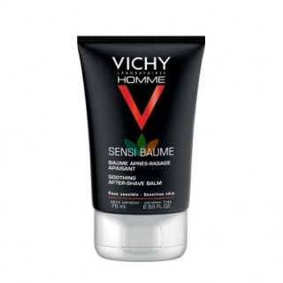 Vichy Homme Sensi Baume CA After Shave Balsam κατά των Ερεθισμών 75ml