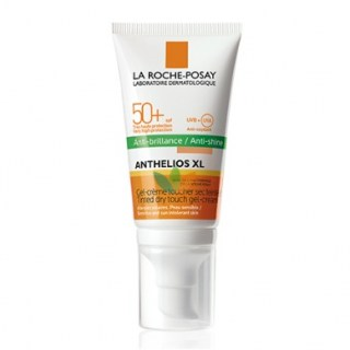 La Roche Posay Anthelios XL SPF 50+ Dry Touch Αντιηλιακή με Χρώμα 50ml