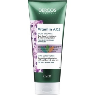 Vichy Dercos Nutrients Vitamin A.c.e. Conditioner για Θαμπά Μαλλιά 200ml