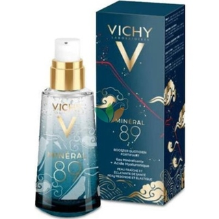 Vichy Mineral 89 Booster Xmas Limited Edition Καθημερινό Ενυδατικό Booster Ενδυνάμωσης Προσώπου 50ml