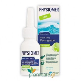 Physiomer Nasal Spray Pocket 20ml