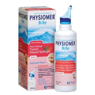 Physiomer Baby Nasal Cleansing Spray 115ml
