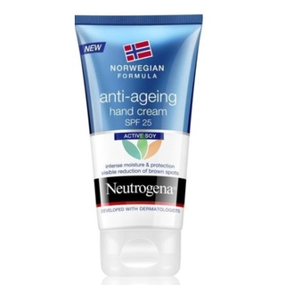 Neutrogena Norwegian Formula Anti-ageing Κρέμα χεριών SPF 25 50ml