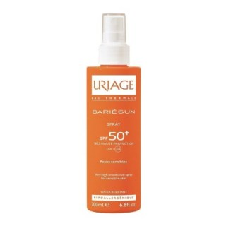 Uriage Bariesun Spray SPF50+ Αντιηλιακό Spray 200ml