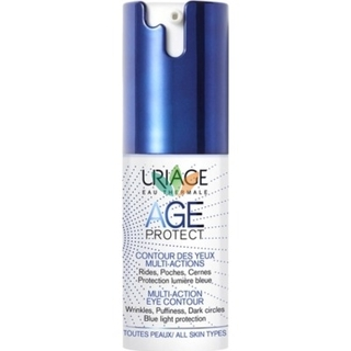 Uriage Age Protect Multi-Action Eye Contour Κρέμα Ματιών Πολλαπλών Δράσεων 15ml