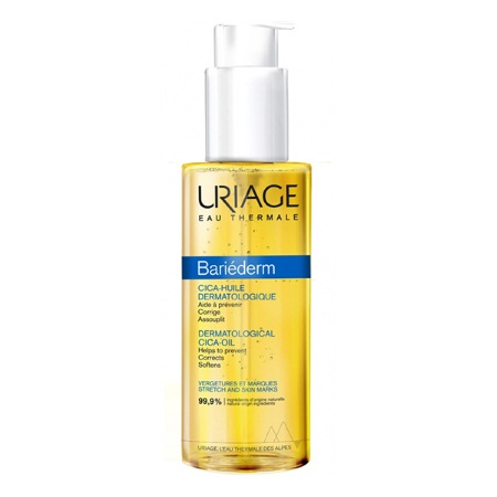 Uriage Bariederm Dermatological Cica-Oil για Ουλές & Ραγάδες 100ml