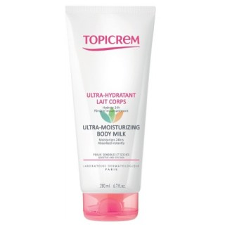 Topicrem Ultra-Moisturizing Body Milk 200ml