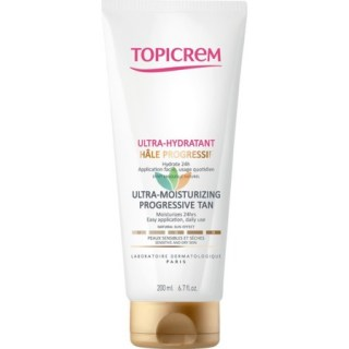 Topicrem Ultra-Moisturizing Progressive Tan 200ml