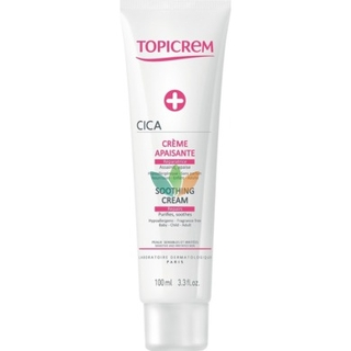 Topicrem Cica Soothing Cream Sensitive & Irritated Skin 100ml