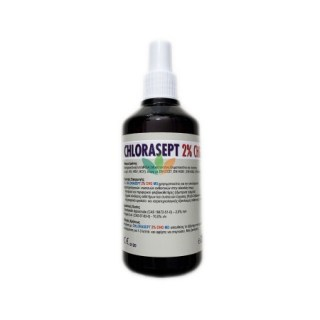 Chlorasept 2% CHG MD 250ml