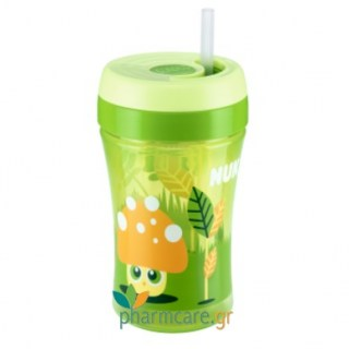 Nuk Παγουράκι Easy Learning Fun Cup για παιδιά απο 18 μηνών 300ml