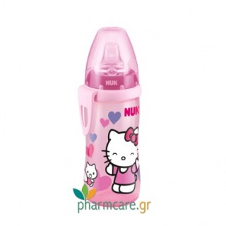 Nuk Active Cup Hello Kitty από 12m+ 300ml