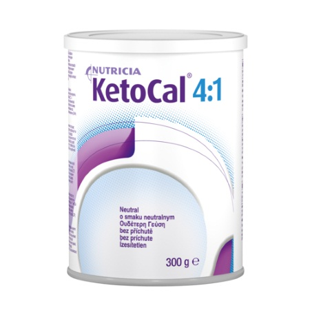 Nutricia KetoCal 4:1 Neutral Powder 300gr