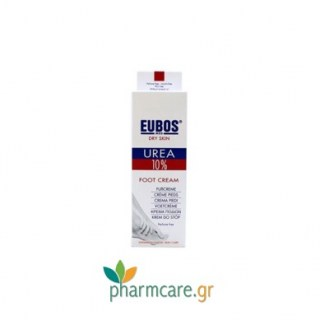 Eubos Urea 10% Foot Cream Κρέμα Ποδιών 100ml