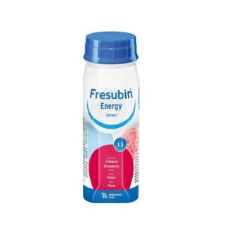 Fresubin Energy Drink Φράουλα 200ml