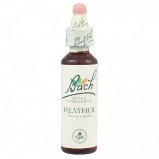 Power Health Bach Original Flower Remedy Heather Ανθοϊάμα από Ρείκι 20ml