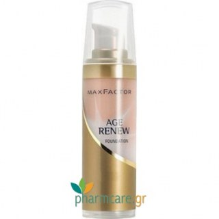Max Factor Age Renew Make Up SPF10 85 Caramel 30ml