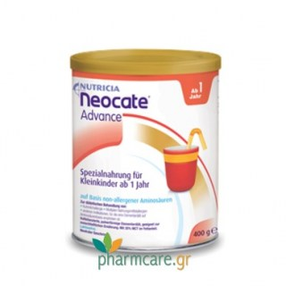 Nutricia Neocate Advance Γάλα 400gr