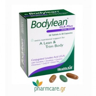 Health Aid Bodylean CLA Plus Dual Pack 30tabs & 30caps