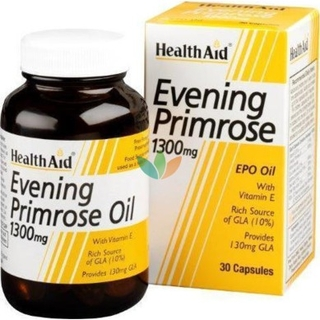 Health Aid Evening Primrose 1300mg 30 κάψουλες