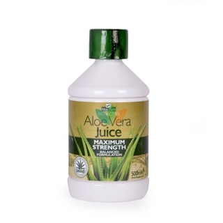 Optima Aloe Vera Juice Maximum Strength 500 Ml