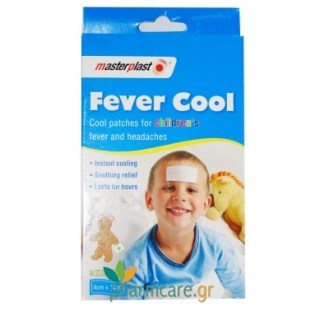 Masterplast Fever Cool 3τμχ