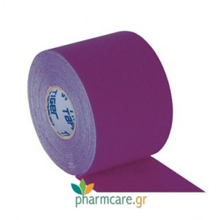 Tiger Kinesiotape Purple 5.0cmΧ5m/2
