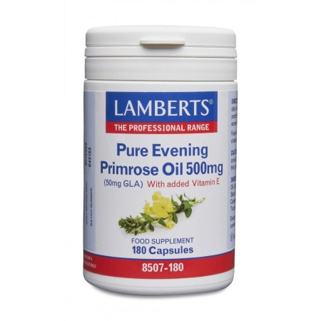 Lamberts Evening Primrose Oil 500mg 180 κάψουλες