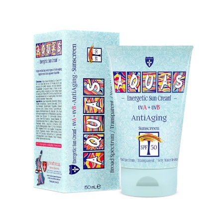 Aquas Anti-Aging Sun Screen SPF50 150ml
