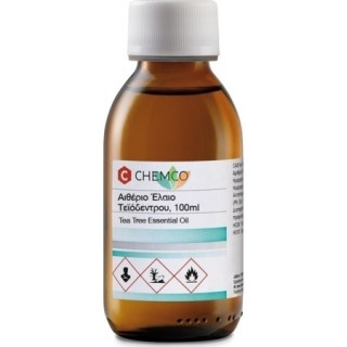 Chemo Essential Oil Tee tree Αιθέριο Έλαιο Τεϊόδεντρου, 100ml