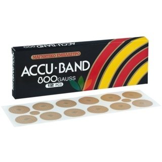 Cosval Accu Band 800 Gauss 12 τεμ.
