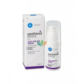 Panthenol Extra Anti-Wrinkle Serum Face & Eye 30ml