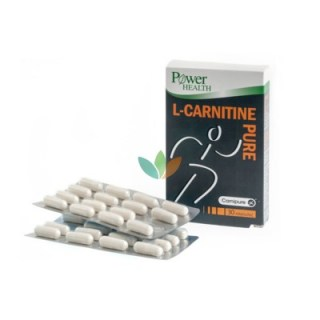 Power Health L-carnitine Pure 30caps